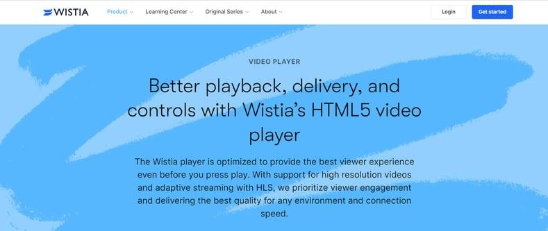 Wistia - Video Platform