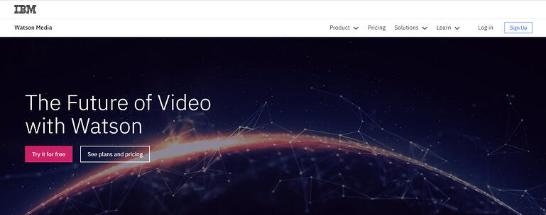 IBM Watson Media - Video Platform