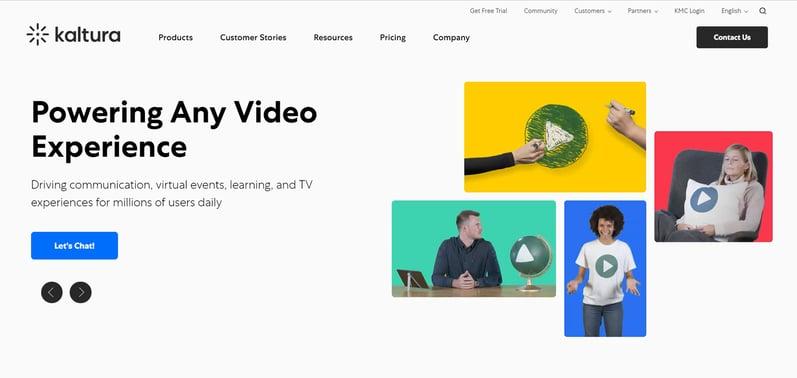 Kaltura - Video Platform