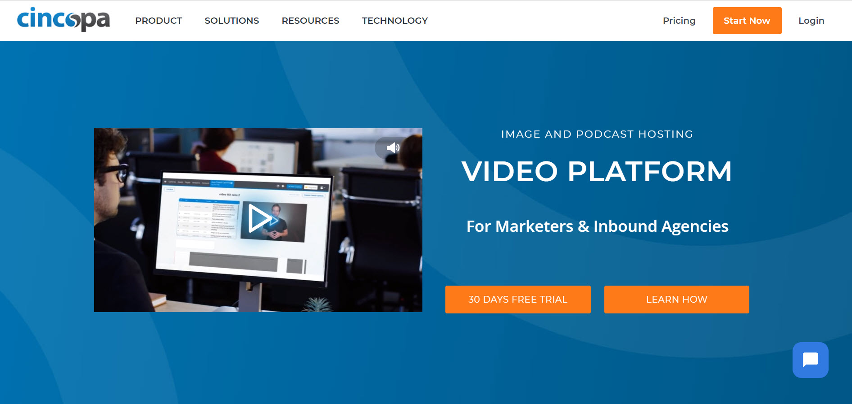 Cincopa - Video Platform