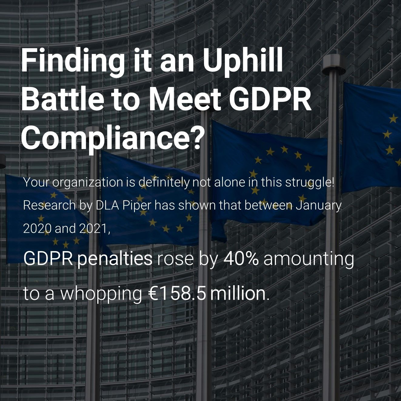 GDPR Penalty Infographic - Redaction Importance