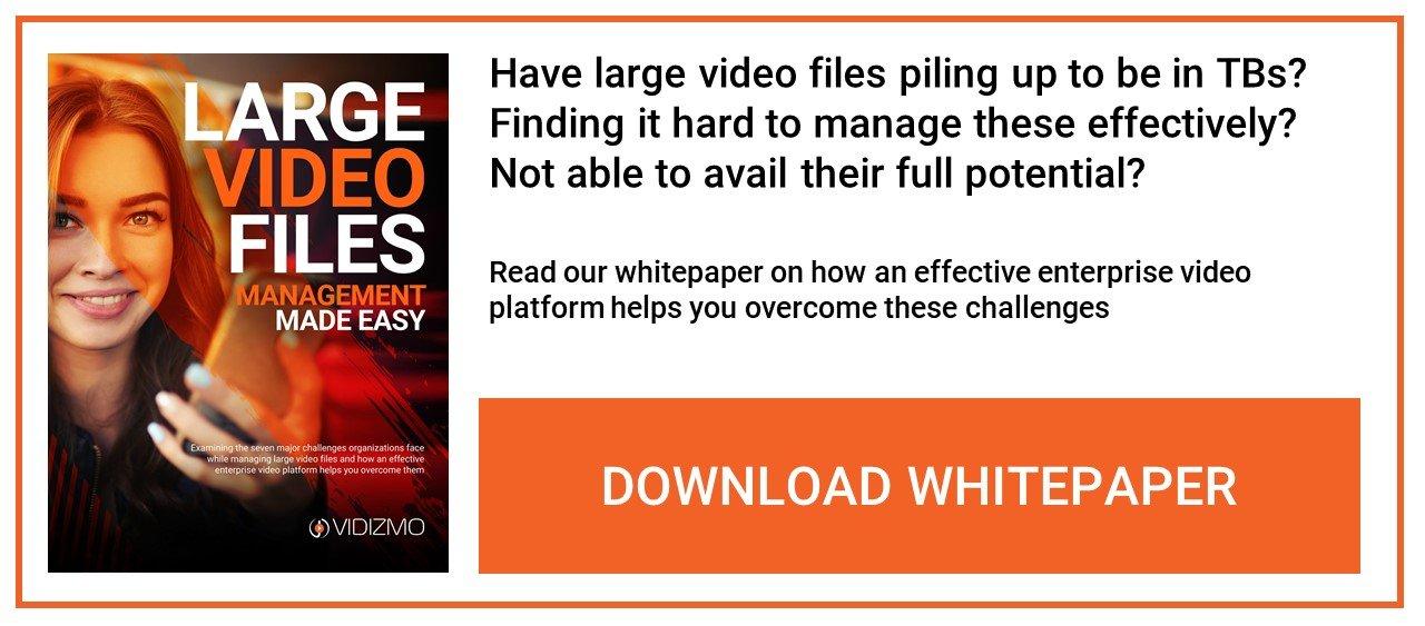 Sharing Large Video Files Whitepaper CTA