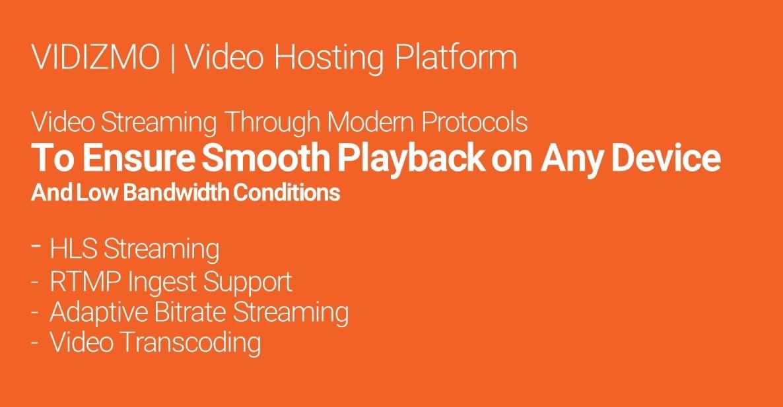 Video Streaming Protocols 2