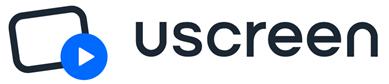 Uscreen logo