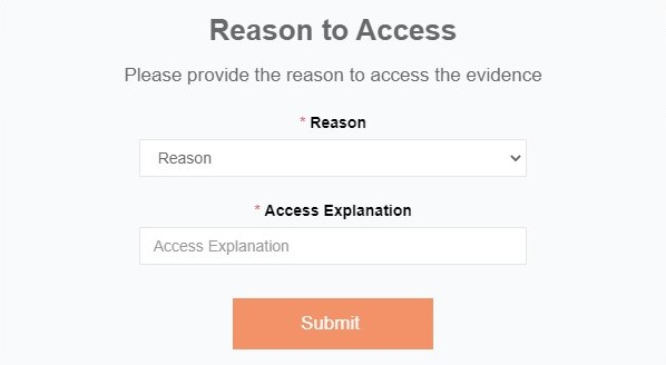 reason-of-access