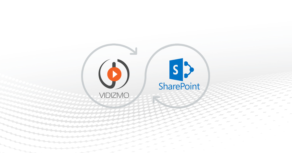 Enhancing Video Experience in SharePoint with VIDIZMO