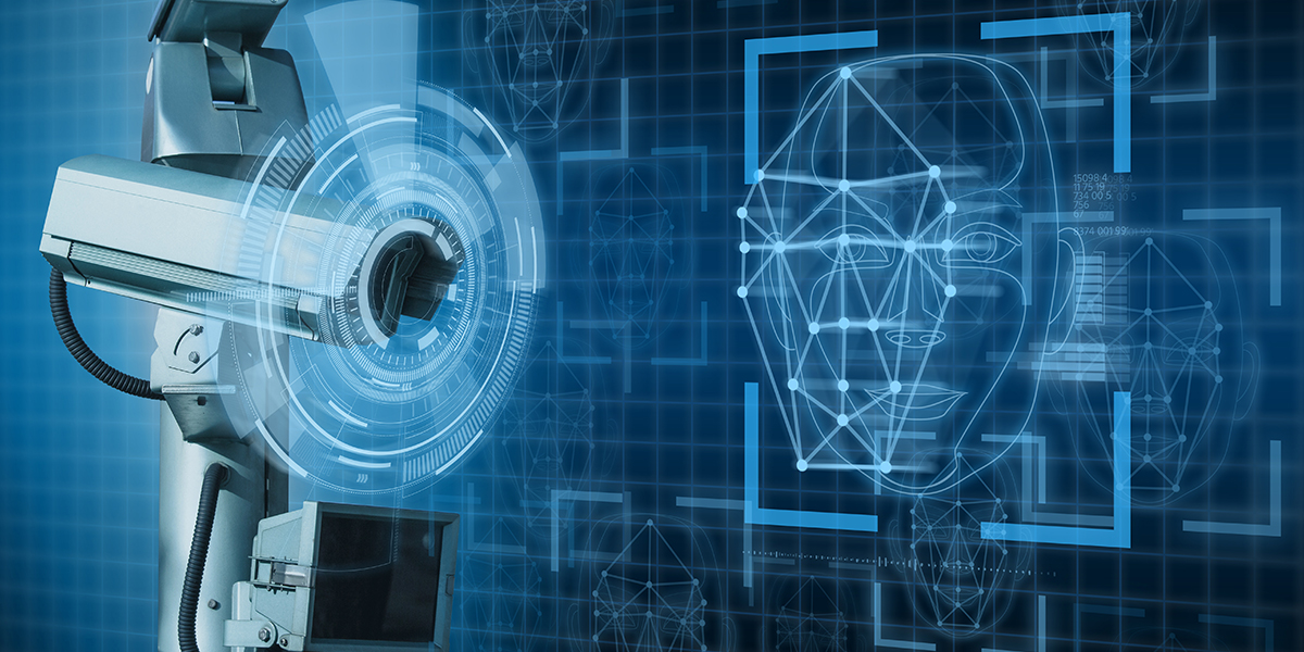 AI facial recognition being used in video surveillance while ensuring compliance