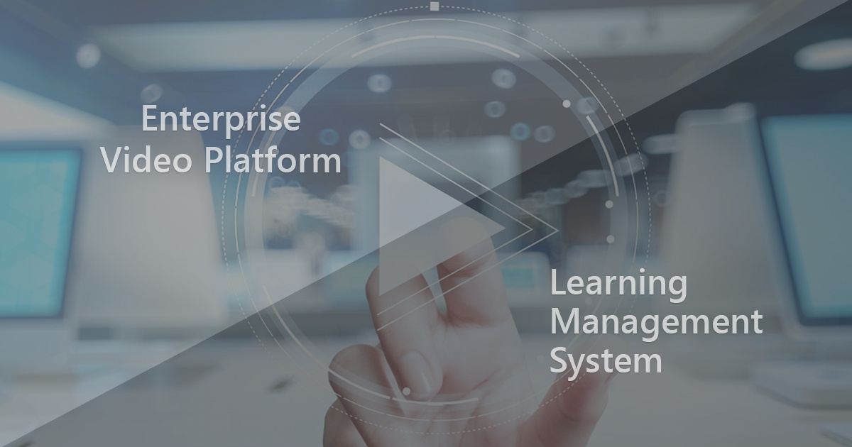 Why choose a video platform for hosting training over an LMS?