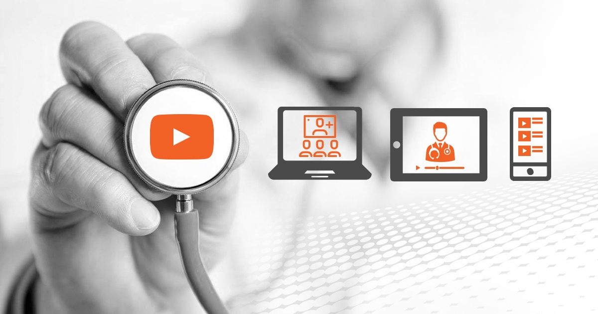 video streaming in healthcare