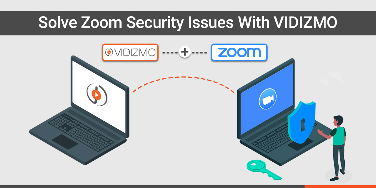 Solving Zoom security issues with VIDIZMO