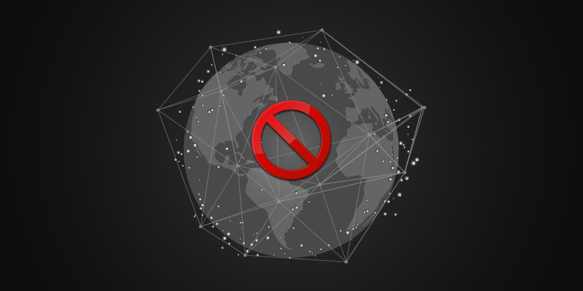 Restrict Your Digital Content Geographically by Geoblocking