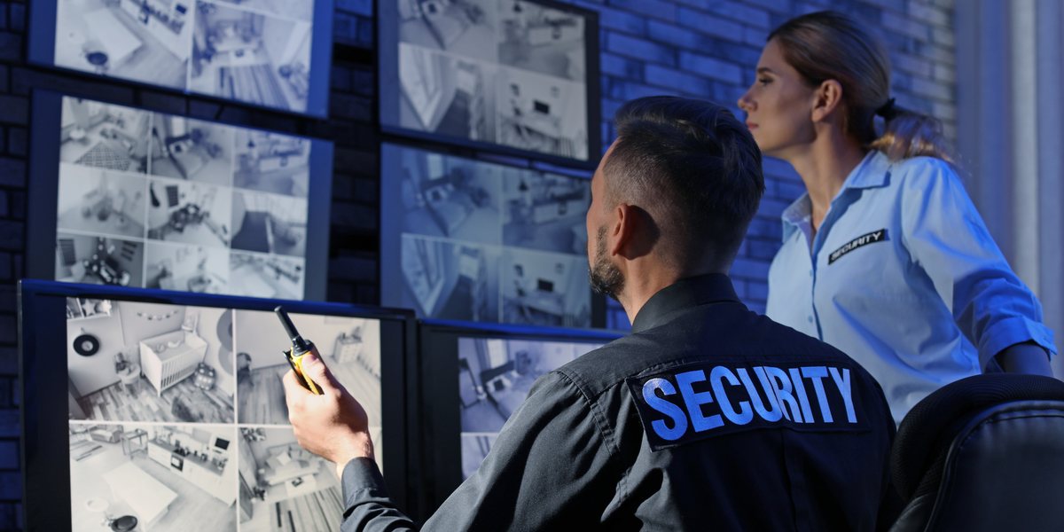 Secure video streaming for business